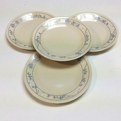 Set Of Four Corning Ware Corelle First Of Spring Bread & Butter Plates