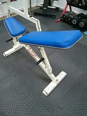 Sapphire fitness  Commercial Adjustable Bench incline, decline