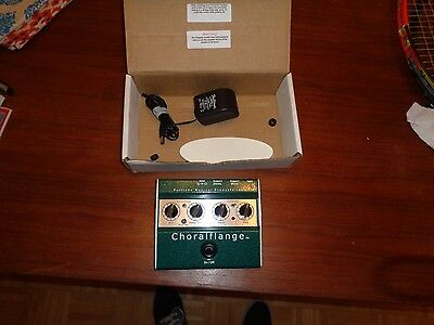 Fulltone ChoralFlange Chorus and Flange in one pedal, very good condition.