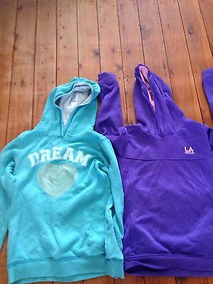2 X Hoodies La Gear And Pumpkin Patch Size 12 And 13