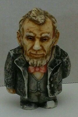 Harmony Ball Pot Belly ABRAHAM LINCOLN historical collectible US president