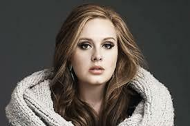 2 x Tickets ADELE CONCERT MELBOURNE Saturday 18th March SOLD OUT SHOW