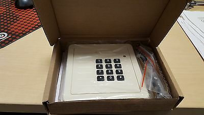 HID Prox ProxPro Wall Switch Keypad Reader Model #5355ABK00
