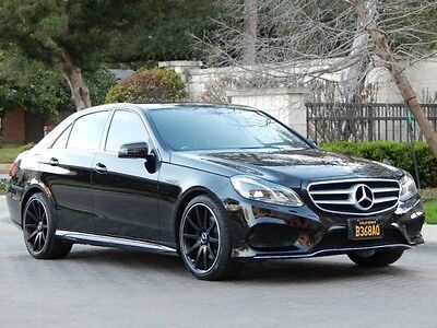 2014 Mercedes-Benz E-Class FREE SHIPPING NATIONWIDE! CLEAN! CALIFORNIA OWNED! E350 Sports Package 30K Miles! MINT CONDITION! 1 OWNER! FULL FACTORY WARRANTY!
