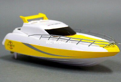 Remote Control RC Micro POWER YACHT SPEED BOAT MINI RC  Boat - 2.4GHZ
