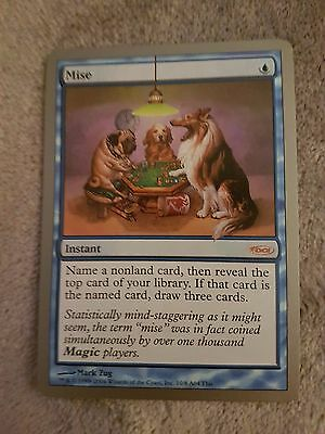 1x Mise MTG Arena Promo, Magic Rare, English, NM