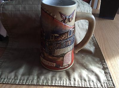 Miller Highlife Limited Edition 'Birth Of A Nation' Beer Stein