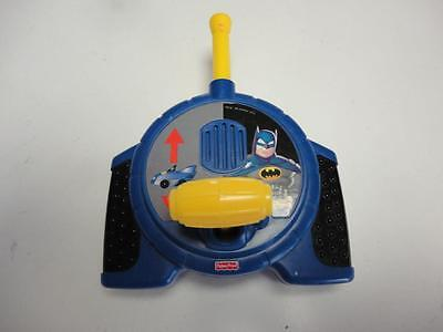 Fisher Price GeoTrax Tested & Working! BATMAN CONTROLLER