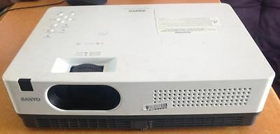 Sanyo PLC XD2200 LCD Multimedia Projector