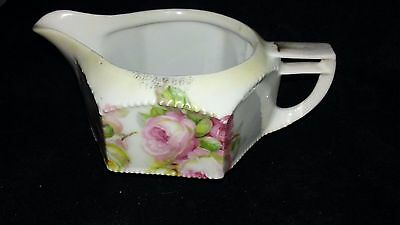 Creamer with Roses - Germany