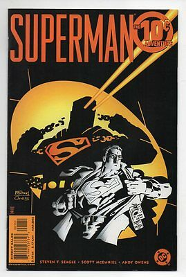 SUPERMAN the 10 Cent Adventure, Vol., DC 2003, Zustand 0-1/1- (vf-/vf+)