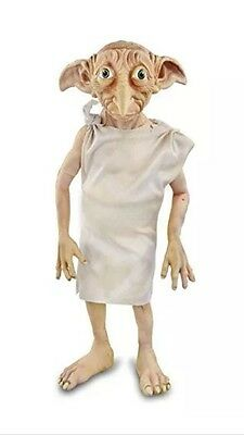 """Official Harry Potter Dobby The House Elf Latex 13"""" Figure Collectable Toy New"""