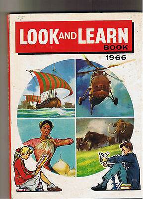 Look And Learn 1966 Annual