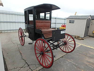 1890 Other Makes Other Carriage  1890 Horse Carriage