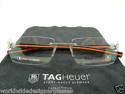 Tag Heuer Reflex Fold Rimless Track S 7644-004.Spectacles,Frames,glasses
