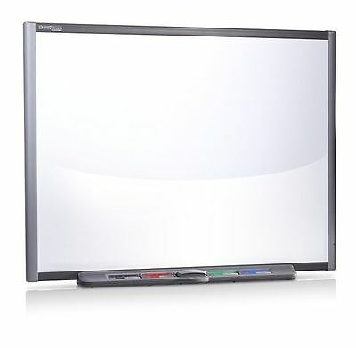 "64"" SMART BOARD (SB660) INTERACTIVE WHITEBOARD with tray & pens"