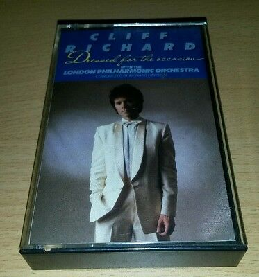 Cliff Richard - Cassette - Dressed for the Occasion