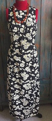 Syndicate Vintage Floral Dress - Size 10