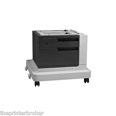 CE734A - 1 x 500 Sheet Paper Feeder and Cabinet for M4555MFP Series
