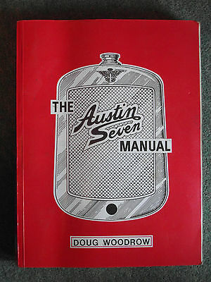 The Austin Seven Manual by Doug Woodrow 2003 edition