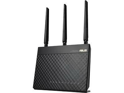 Asus RT-AC1900P Dual-Band Wireless AC-1900 Gigabit Router - Certified Refurbishe