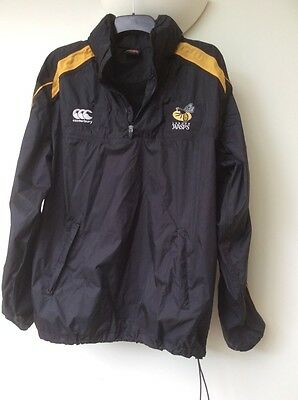 Canterbury Wasps training top XL