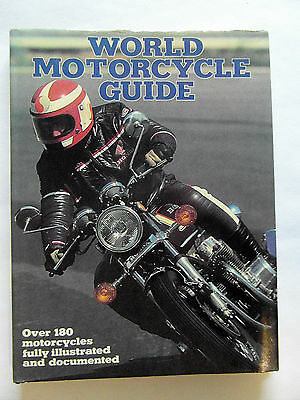 Motorcycles Of The World 1979, The Way Bikes Used To Be !