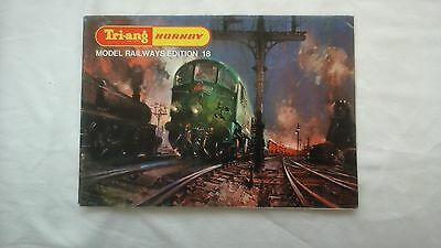 1972 Triang Hornby Catalogue Edition 18 - With Price List