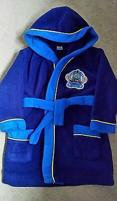 Childrens Thomas the Tank Engine Dressing Gown Bathrobe age 18 -23 months