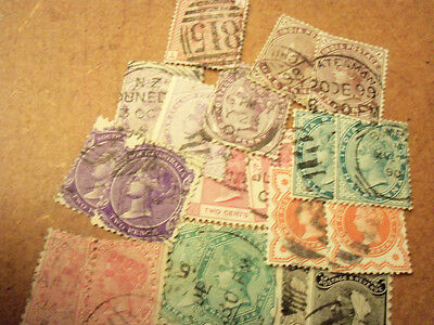 SPRING SALE! 30+  QUEEN VICTORIAN STAMPS- only 99p start!