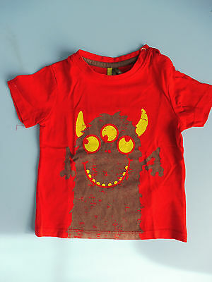 T-shirt manches courtes  taille 74