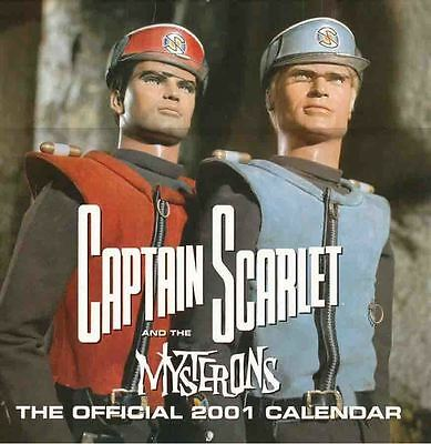 Captain Scarlet : Official Calendar -2001-