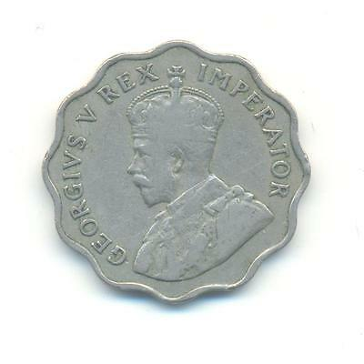Very Nice Rare.cyprus.one Piastre.1934..very Collectable.c.144