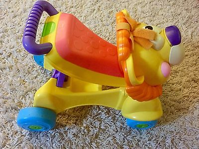 Fisher price lion Baby walker / ride on