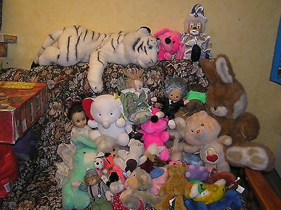 ENORME lot de peluches