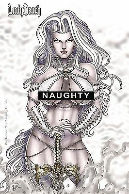 Lady Death Revelations #1 Illustrated Naughty Just Released
