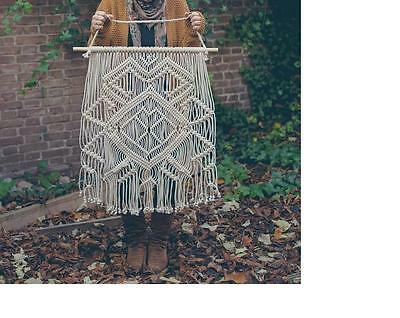 Special Bonus New Year Home Decor Gift Macrame Wall  Hanging
