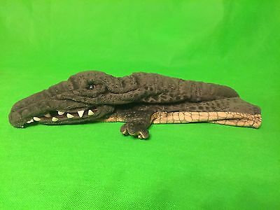 Folkmanis Plush Alligator Crocodile Hand Puppet Stage Theater