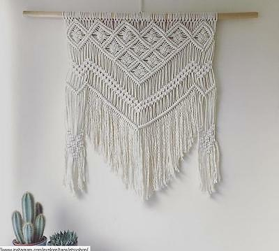 All New Offer New Year Home Decor Gift Macrame Wall Hanging