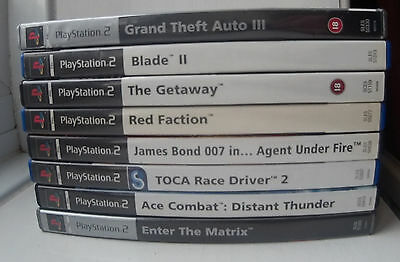 Playstation 2 PS2 Games Cases, Manuals and covers - NO DISCS