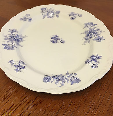 Gorgeous Coalport  Divinity blue Large Oval Serving Plate
