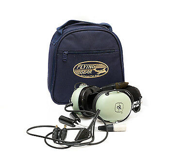 David Clark H10-13.4 Aviation Headset With Carry Case