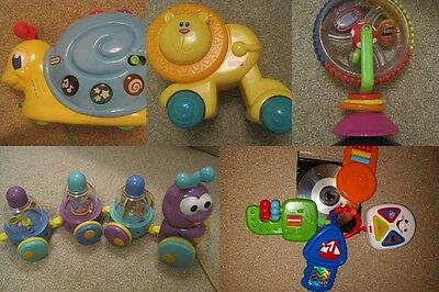 Bundle of Toddler Toys - see all photos - can post or collect from nr Swindon