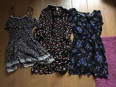 Bundle Summer Dresses Size Small 8 10