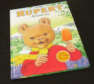 Rupert Bear annual  2008 - combined postage available