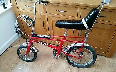 Raleigh Tomahawk bike,  rare collection opportunity , restoration project.