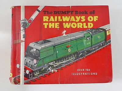 Dumpy Book Railways of the World 285 pages 750 illustrations