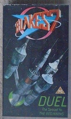 BLAKES 7 SEVEN VIDEO - Duel - Sequel to The Beginning - Special Edition