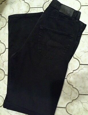 BOSS - Hugo boss Jeans -33 Waist - 34 Length - Black - Original - Arkansas 10598