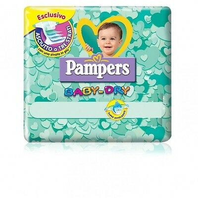 Pampers Baby Dry taglia 2 - 120 Pannolini